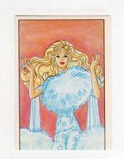 figurina - BARBIE 1989 PANINI - NUMERO 31