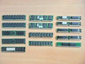 RARE Vintage 4 8 16MB EDO RAM Lot for 486 Pentium build DOS Windows games