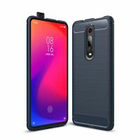 Xiaomi Mi 9T Case Phone Cover Protective Case Cases TPU Blau