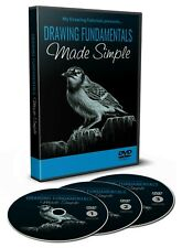 """""""Drawing Fundamentals Made Simple"""" DVD Course - Art Lessons - How to Sketch"""