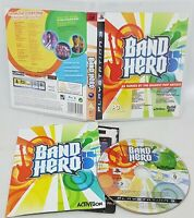 Band Hero Sony PlayStation 3 Game PS3 - EXCELLENT CONDITION FAST FREE UK POST