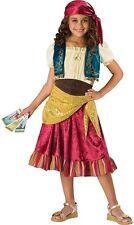 Costumi e travestimenti vestito per carnevale e teatro per bambine e ragazze Taglia 5-6 anni