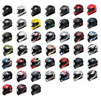Shoei RF-1200 Full Face Snell/DOT Motorcycle Street Helmet - Pick Size & Color