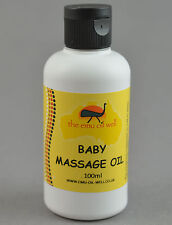 Natural Baby Massage Oil  with Emu Oil  100ml Gentle & Soothing