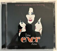 The Cher Show Musical Original Broadway Cast Recording CD