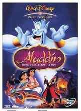 Coffret Collector 2 DVD Aladdin Grand classique n°37 Walt Disney THX John Musker