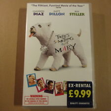 THERE'S SOMETHING ABOUT MARY - VHS big box, Ex-Rental video - Reversible sleeve