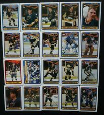 1990-91 Topps St. Louis Blues Team Set of 20 Hockey Cards
