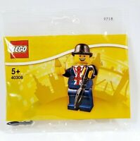 New Sealed Lego Lester Minifigure 40308 Exclusive from Leicester Square, UK