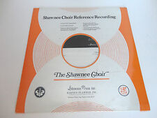 SHAWNEE PRESS CHOIR REFERENCE RECORDING {Mint D} New Shrink-Wrapped