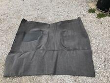 65-72 Ford F100 Reg Cab 2WD Auto w/ In-Cab Gas Tank Carpet 22 Gunmetal Gray