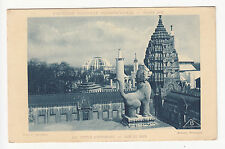 *** Expo. Coloniale Int. Paris 1931 : Temple d'Angkor-Vat *** 1931 - CPA 0642