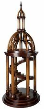 Michelangelo Architectural Wood Museum Bell Tower Antica Dome Model Home Decor