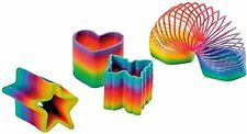 Magic Leuchten Regenbogen Spirale Treppenläufer Spring Neon Für Kinder Spielzeug