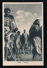 East Africa Ethiopia ERITREA Fantasia PPC c1920/30s?