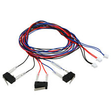 3pcs Limit endstop mechanical printer switch with cable for Reprap 3D Printer