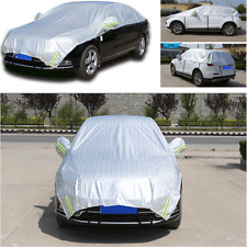 Car Half-dress Sun Cover Waterproof Shade Heat Protection PE film+cotton wool