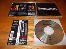 IMPELLITTERY-ST 19871996 EP CD JAPAN OBI SONY SRCS-8034 ROB ROCK