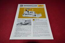 Caterpillar D3 Crawler Tractor Dealer's Brochure RPMD
