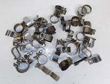 Lot of Exhaust Clamps Harley Davidson Accu Seal Hangers