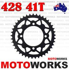 41 Teeth 428 Rear Back Chain Sprocket Cog 125cc PIT PRO TRAIL QUAD DIRT BIKE ATV