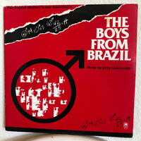 The Boys From Brazil - Film Soundtrack LP Vinyl Record Album