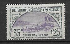 France 1917-18  N° 152  N * *  TBC