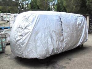 VW KOMBI BUS WATERPROOF CAR COVER HD FIT SPLITS & BAYWINDOW VOLKSWAGEN T2 & T3