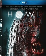 HOWL New Sealed Blu-ray 2015