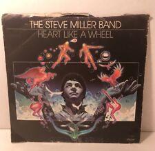 "THE STEVE MILLER BAND - HEART LIKE A WHEEL 45 RPM 7"" Vinyl Record w/ PIC SLEEVE"