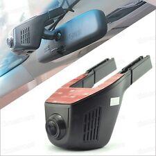 Concealed HD1080P 170° Car DVR Vehicle Camera Driving Recorder Dash Cam G-sensor
