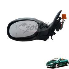 Außenspiegel Spiegel links elektrisch heizbar lackierbar Peugeot 206 CC 206cc