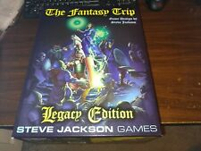 Steve Jackson Games: The Fantasy Trip Legacy Edition: First Printing Kickstarter