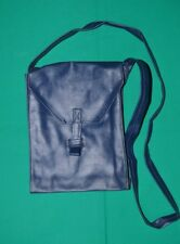 Bulgarian Army Officer MAP BAG Sinthetic Leather Pad CASE
