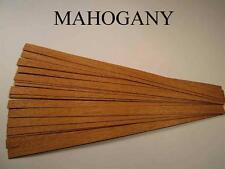 DOLLS HOUSE FLOORING. MAHOGANY.HARDWOOD FLOOR BOARDS 1/12TH,SIX VENEER TYPES.