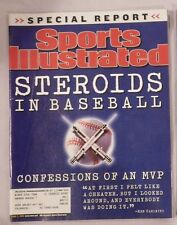 2002 Sports Illustrated Steroids in Baseball
