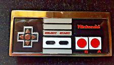 2003 Nintendo Controller Metal Belt Buckle