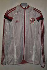 AC Milan Football Soccer Training Anthem wind jacket Adidas Size XL