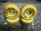 SKATEBOARD WHEELS OLD SCHOOL.1986.RETRO-VINTAGE.MONOPATIN-RUEDAS.
