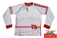 Herren Langarmshirt Stickerei T-Shirt langer Arm Longsleeve C2181-42 in M-XXL