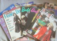Big Lot 18! Barbie catalogs magazines 1990s Barbie Bazaar Millers Fao Schwarz +