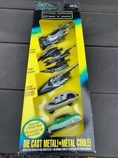 Kenner Batman Forever Diecast 5 Pack Vehicle Set - New Unopened 1995