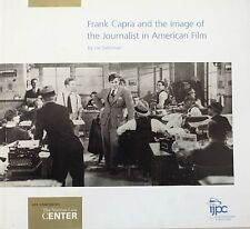 FRANK CAPRA, JOURNALIST IN AMERICAN FILM BY JOE SALTZMAN *INSCRIBED*FIRST ED*