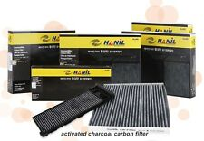 Chevrolet Cruze / Lacetti (02~13)//cabin activated charcoal carbon filter x 3pc