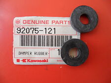 Lot of 2 Kawasaki Damper Rubber, RR Fend, # 92075-121 for Police KZ1000 & Others