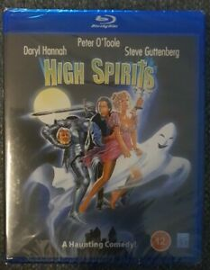 High Spirits Blu-ray Brand New Sealed