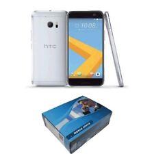 HTC 10 4G LTE Android 32GB SmartPhone Glacier Silver Verizon + GSM Unlocked