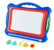Anstore Magnetic Drawing Board, Large Erasable Scribble Board Magna Doodle Writi