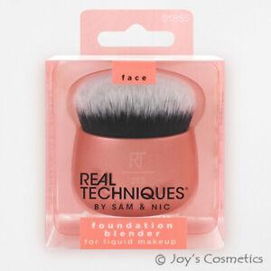 "1 REAL TECHNIQUES Foundation Blender Brush ""RT-1855"" *Joy's cosmetics*"