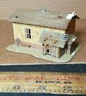MODEL TRAINS HO SCALE STRUCTURE BUILDING SHANTY SHACK HOUSE swsxc